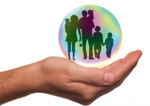 Sonderausgabe, Seifenblase und Versicherung